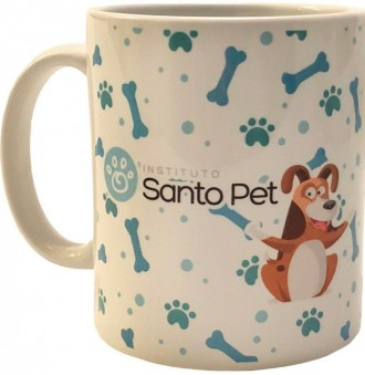 Caneca Instituto Santo Pet