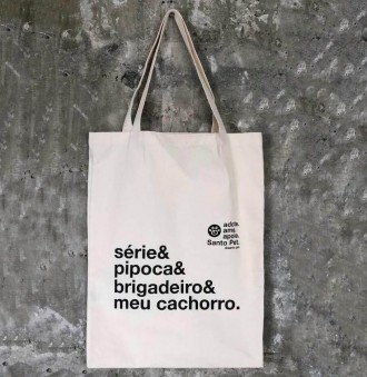 Ecobag - Instituto Santo Pet