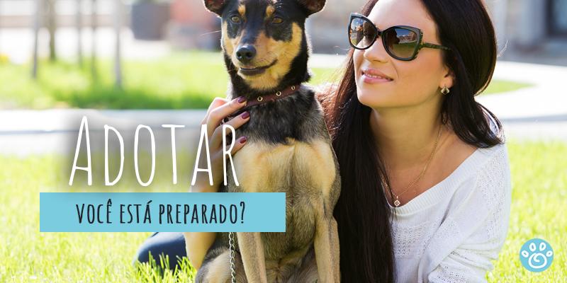 Adotar um pet: você está preparado para esta responsabilidade?